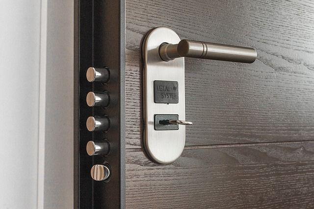 Foto de puerta blindada madrid