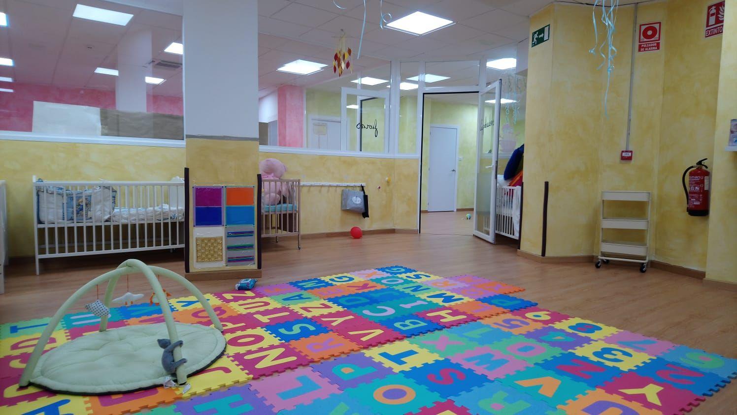 Foto de Aulas guarderia infantil
