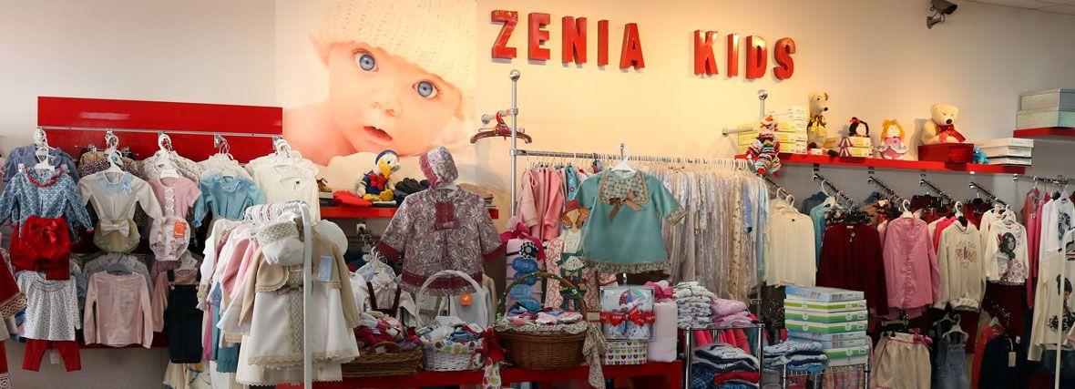 3faab78b La Ropita de Zenia, tienda de moda infantil, abre su tienda online