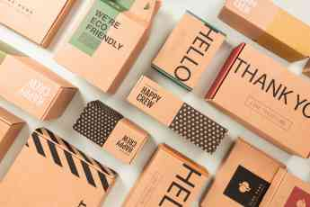 Packaging personalizado para envíos