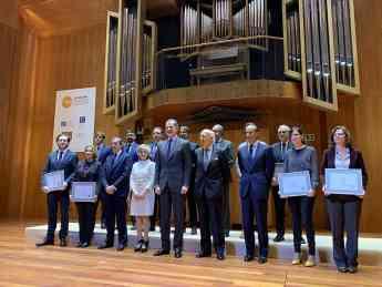 Entrega de premios Codespa