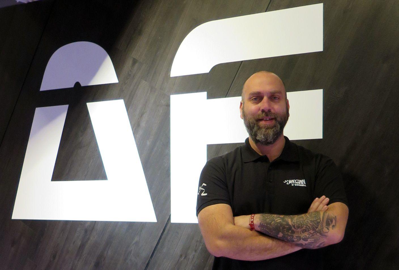 Foto de Alby Aguiar es el Club Manager al frente de AF O´Donnell