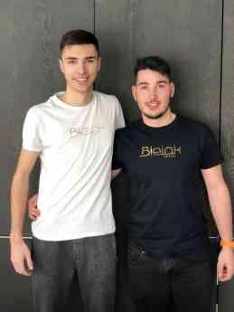 Los Jóvenes creadores de Bleink Tattoo