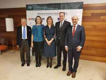 Los ganadores de la XIX Edición de los Premios Sociedad de la Información de Aragón