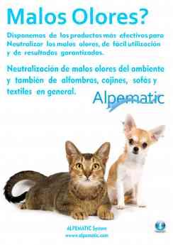 Foto de Alpematic Stop Malos Olores Mascotas