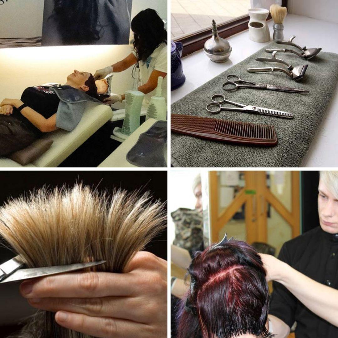 Foto de curso de peluquería