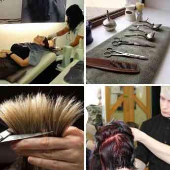curso de peluquería
