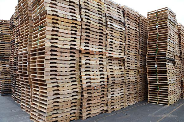 Foto de Pallets de madera