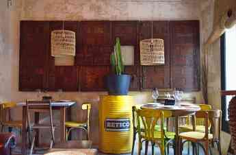Cuatro restaurantes románticos en pleno Barrio de Salamanca