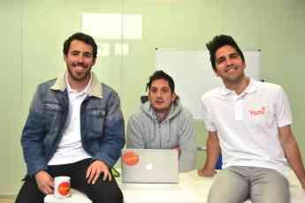 Foto de El equipo de emprenedores de Yami