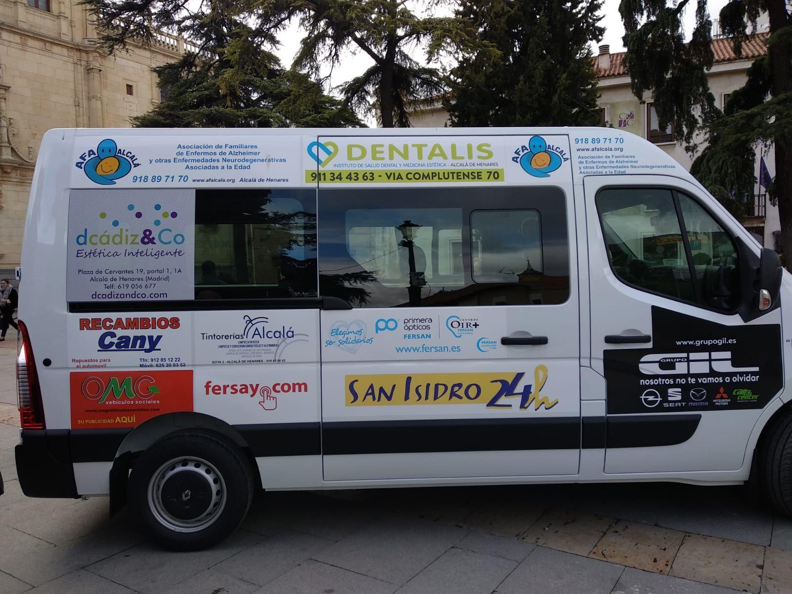 Foto de Vehículo entregado a Fundación AFA