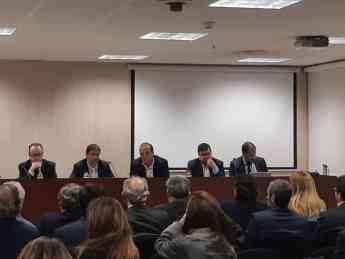 """Presentación """"Visión Concursal"""" en Valencia"""