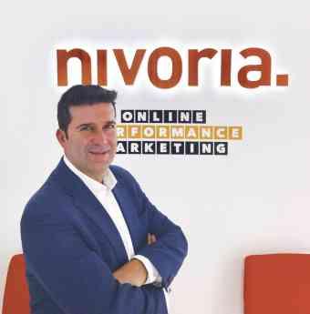 Jonathan Acosta, nuevo director de desarrollo de negocio de Nivoria