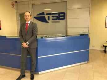 Miguel Ferrándiz, nuevo Director Comercial de TSB Madrid