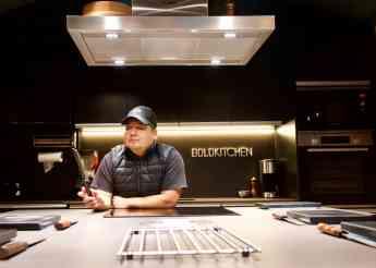 Chef Jhosef Arias en BoldKitchen