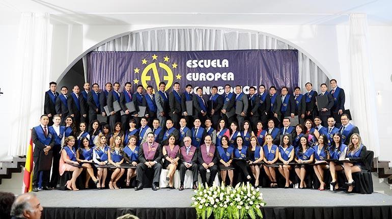 Fotografia Escuela Europea de Negocios