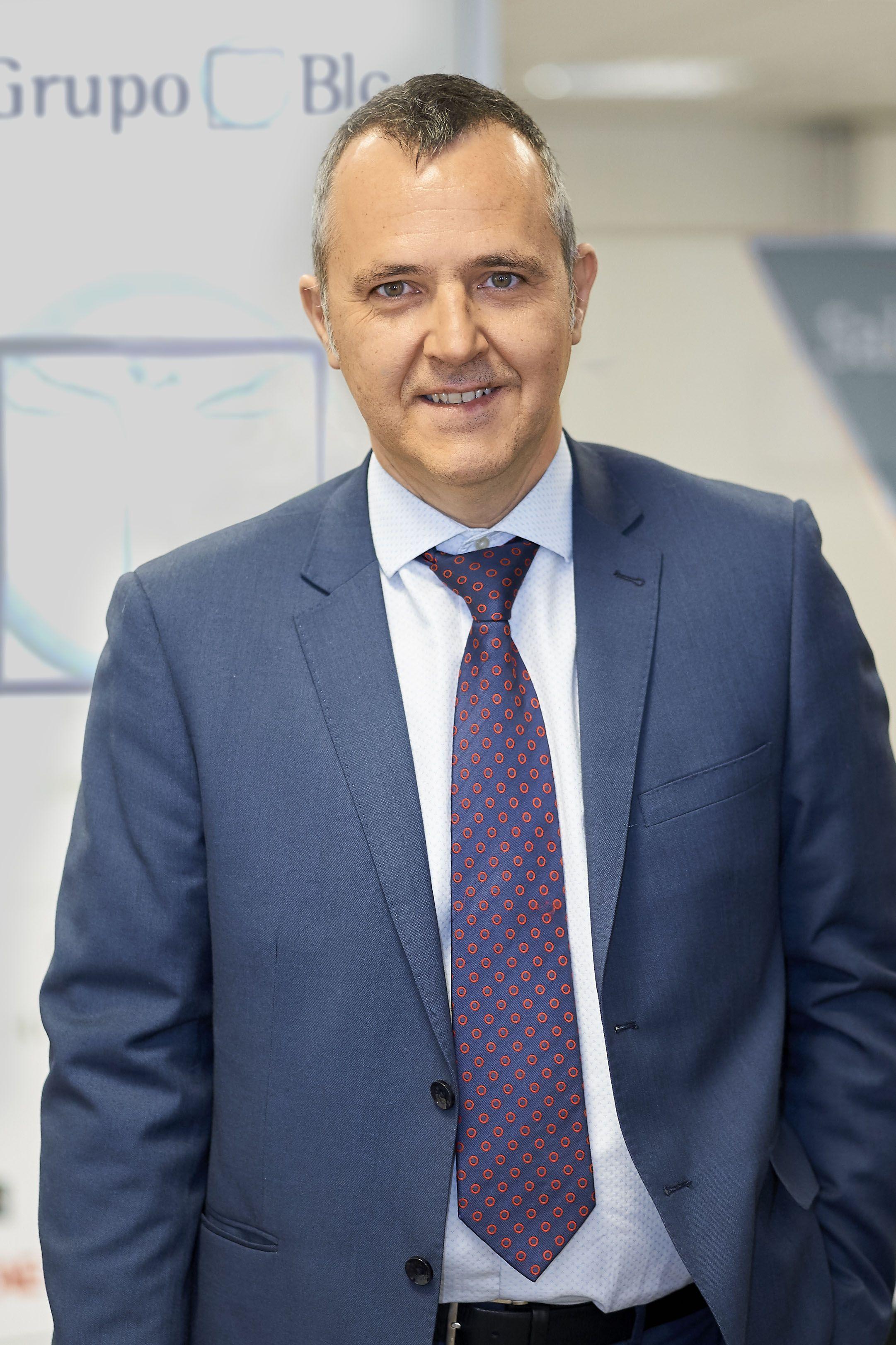 Fotografia Jose Luis Casero, Presidente de ARHOE