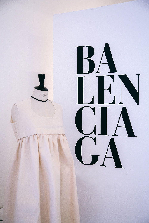 Foto de Una de las creaciones de los alumnos de Moda de IED Madrid