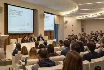 Jesús Gascón, director general de la AEAT habla sobre la norma UNE 19602 y la Agencia Tributaria