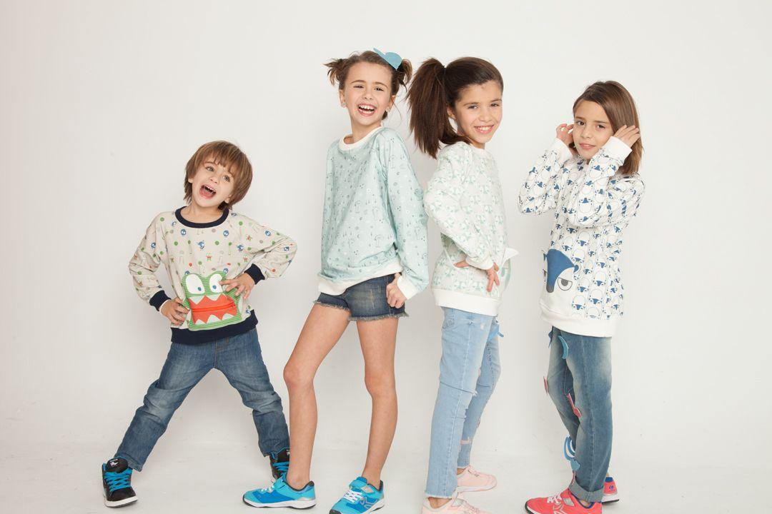 Foto de Influencia del color de la ropa en los niños
