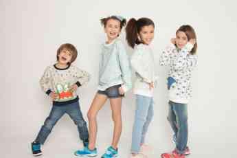 Influencia del color de la ropa en los niños