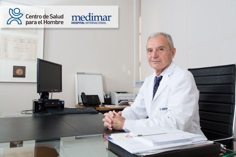 Foto de Dr. Bartolomé Lloret - Avances en el tratamiento cáncer de