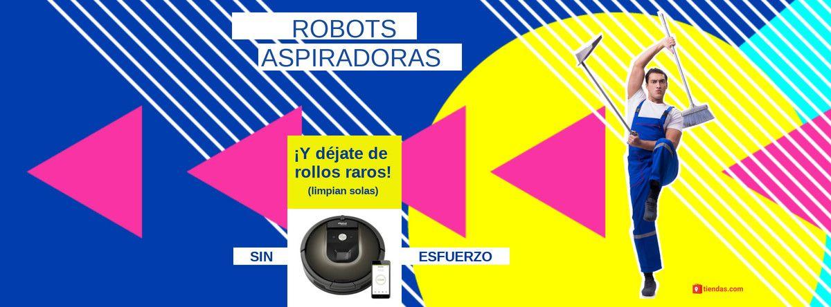 Foto de Guia de compras de robots aspiradoras.