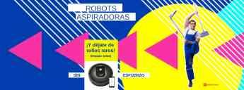 Guia de compras de robots aspiradoras.