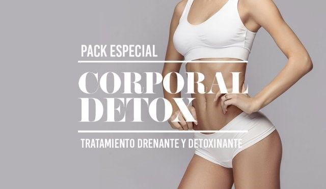 Metropolitan lanza un Pack Especial Corporal Detox