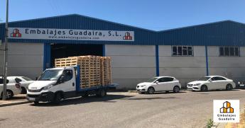 Embalajes Guadaíra renueva su estrategia online