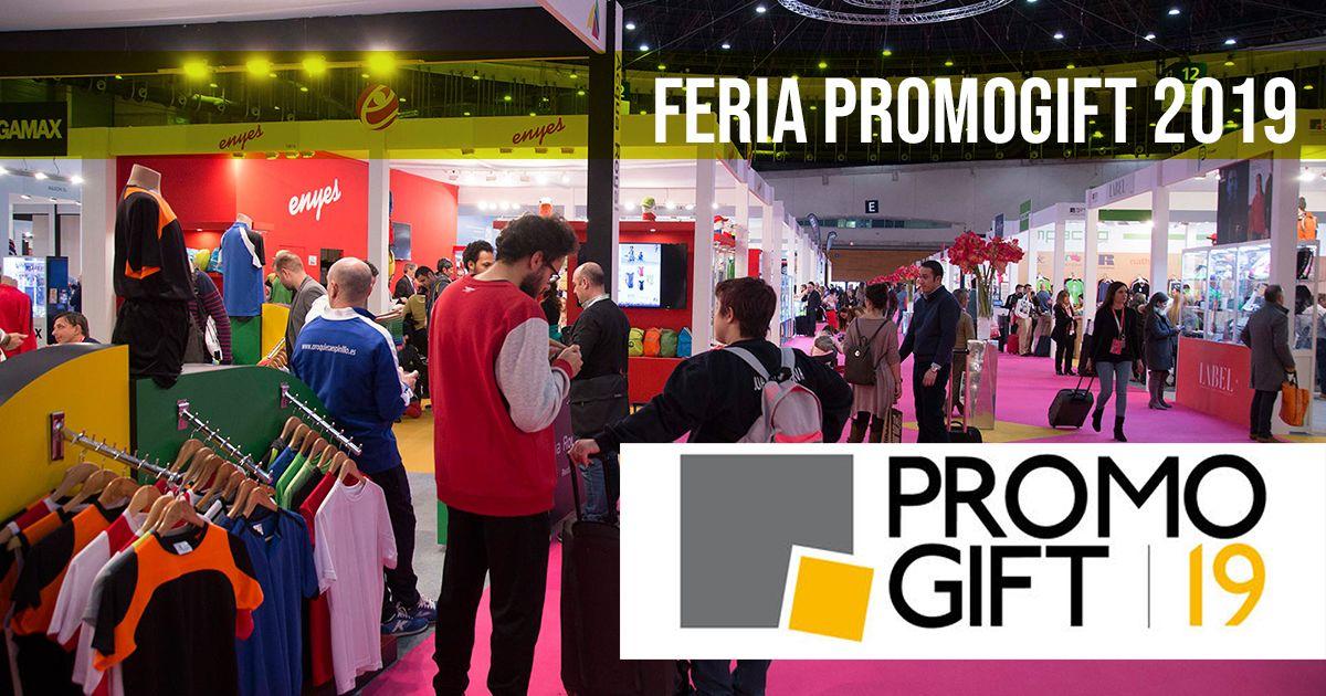 Fotografia Feria regalos de empresa y artículos promocionales