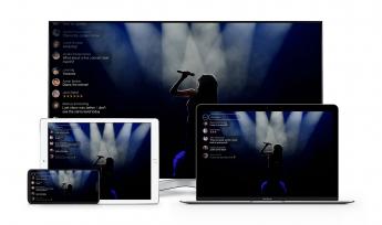 Foto de Shootr está disponible para móvil, tablet, Smart TV y web