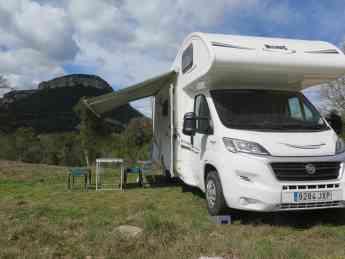 Alquiler y reservas online de autocaravanas con Autocaravaners