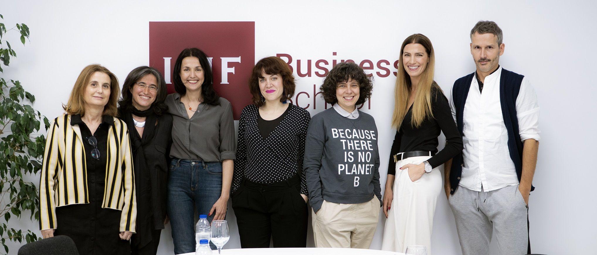 IMF Business School organiza una mesa sobre los retos que afronta la moda en materia de sostenibilidad