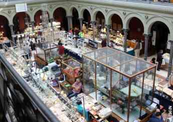 Foto de Stands comerciantes Expominerales Madrid 2019