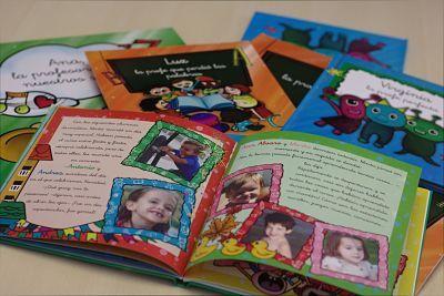 Regalacuento, cuentos personalizados para regalar a los profesores a final de curso