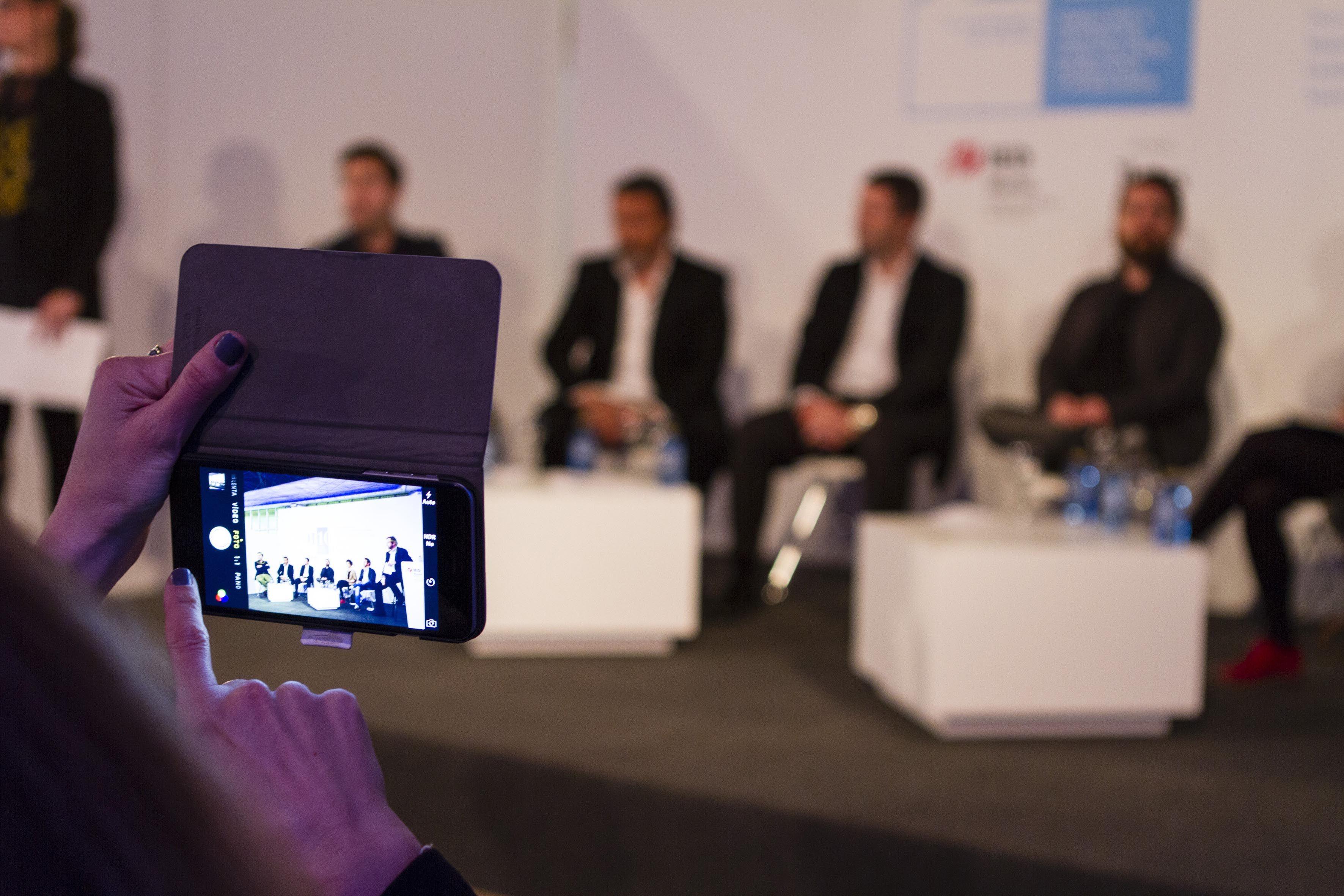 Foto de Jornadas Digitrends sobre influencer marketing