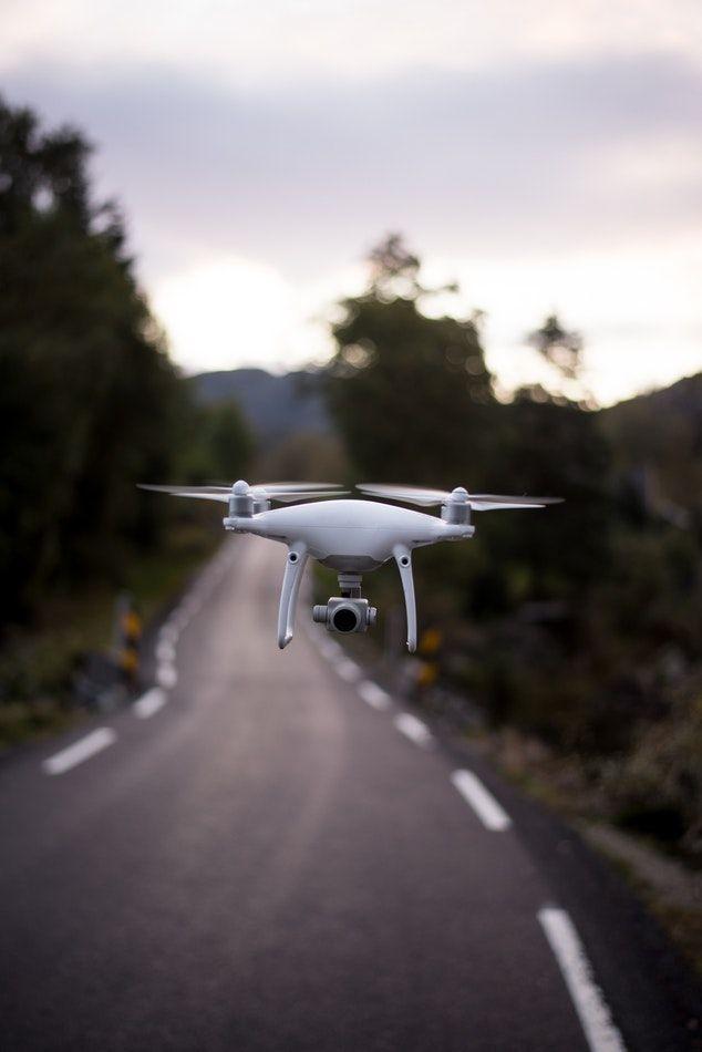Foto de Ruanda introduce drones para el transporte de sangre