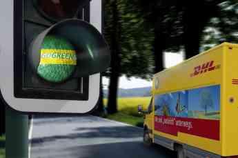 Go Green DHL