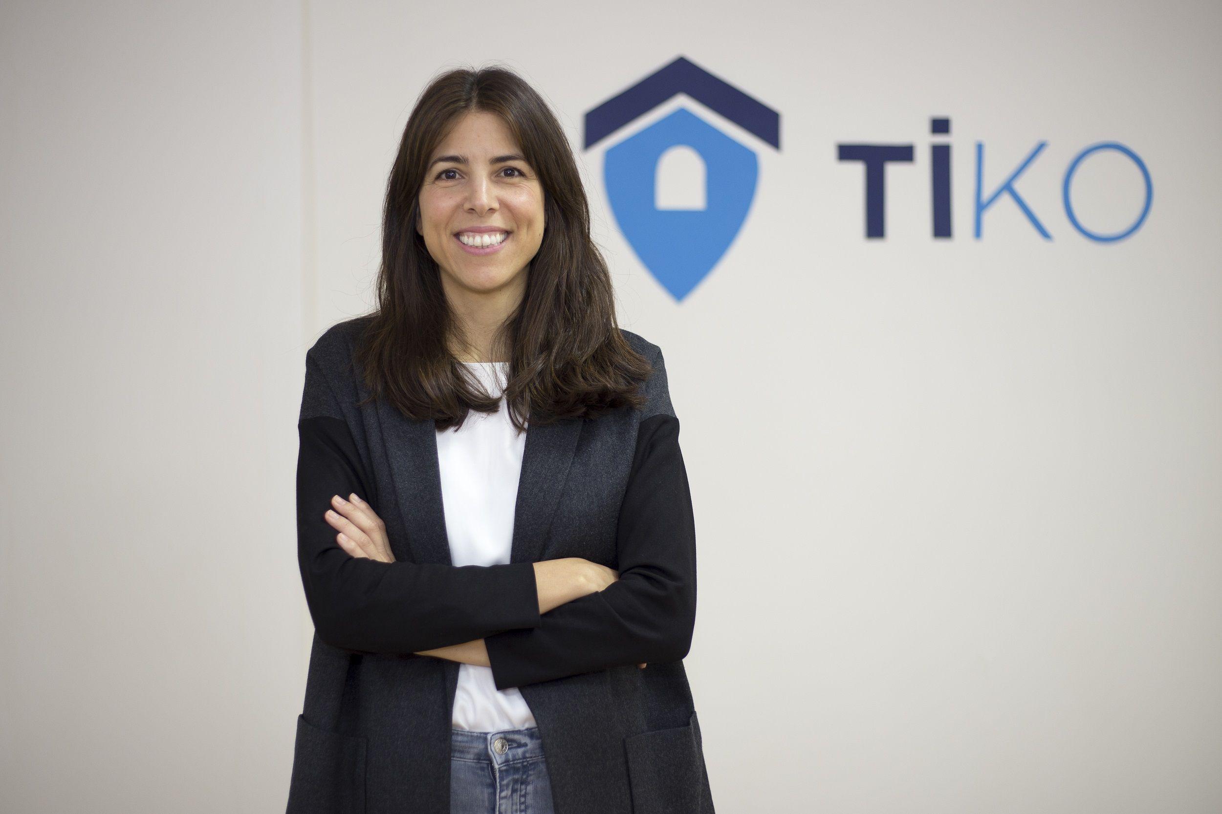 Foto de Ana Villanueva, CEO de Tiko