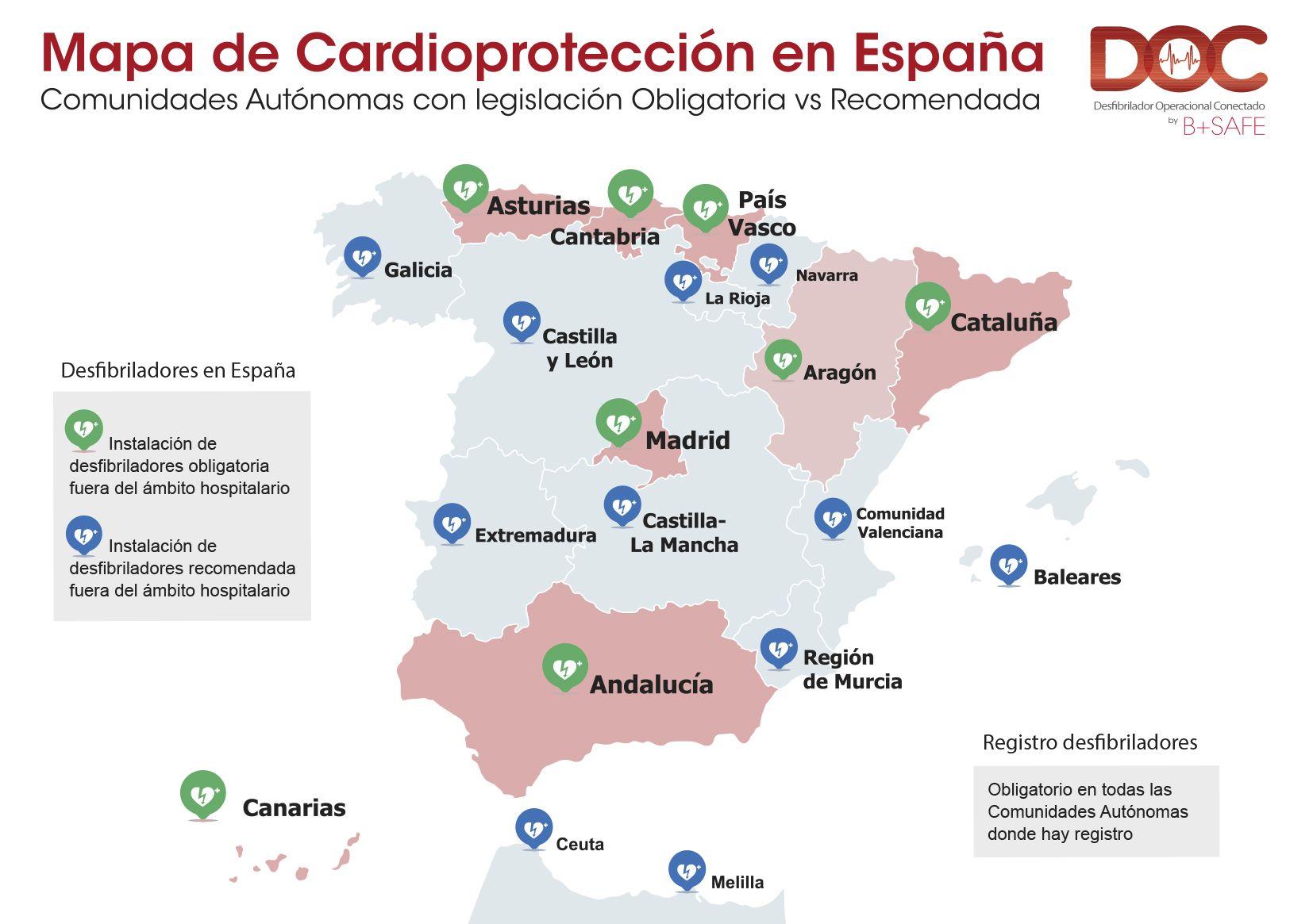 Foto de Mapa de la cardioprotección