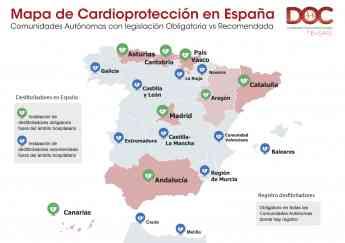 Mapa de la cardioprotección