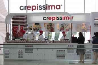 La cadena costarricense Crepíssima inaugura su primer establecimiento en Barcelona