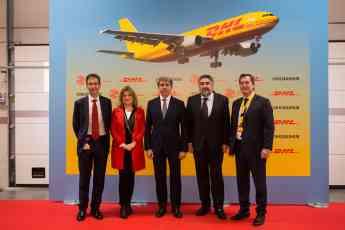DHL inaugura su nuevo Hub internacional en el aeropuerto de Madrid-Barajas