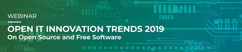 Foto de Ebook Presentation: Open IT Innovation Trends 2019