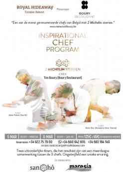 II edición del Inspirational Chef Program