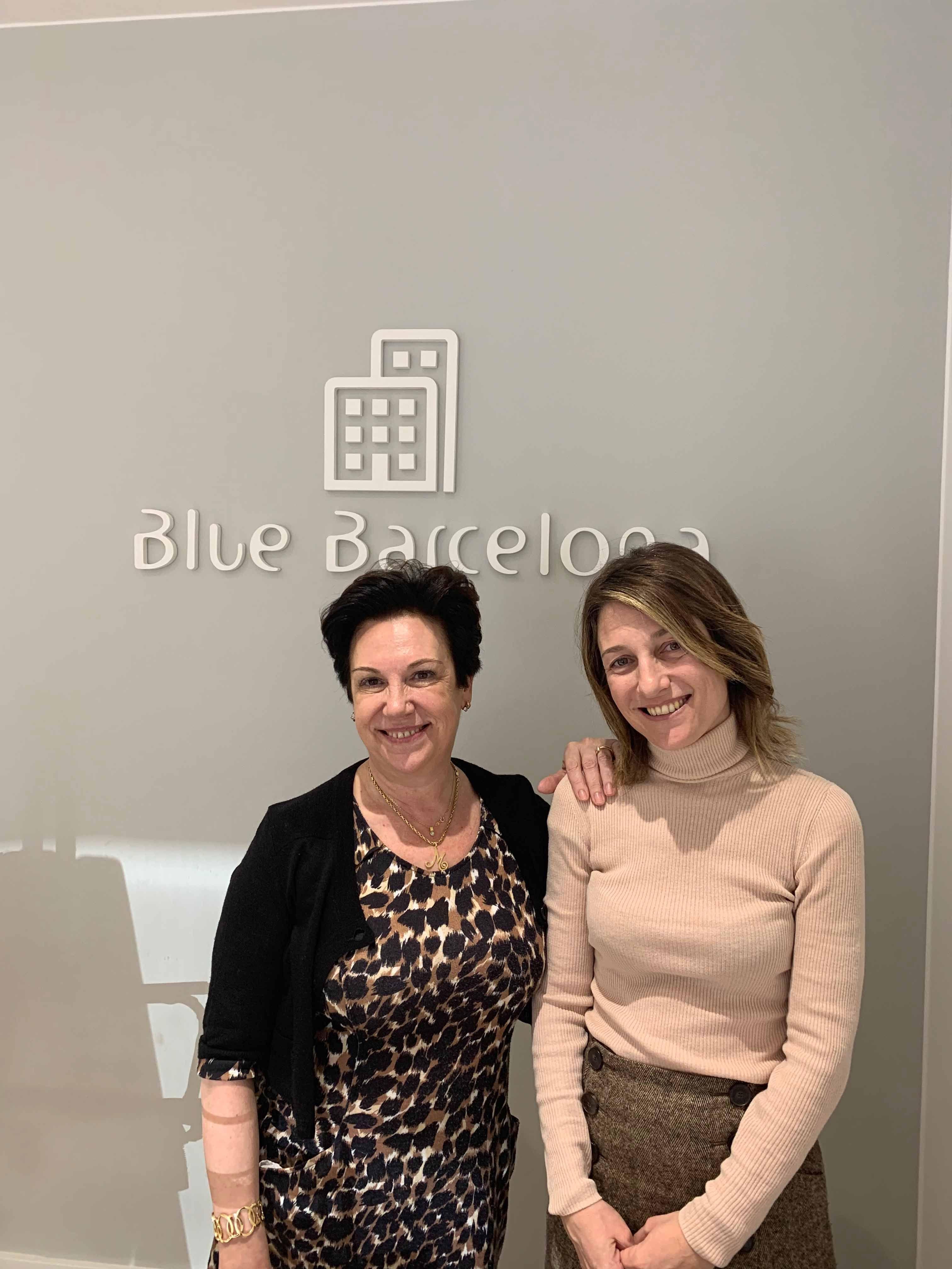 Se presenta el grupo Blue Barcelona