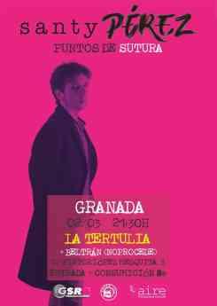 Foto de Presentación en Granada del CD