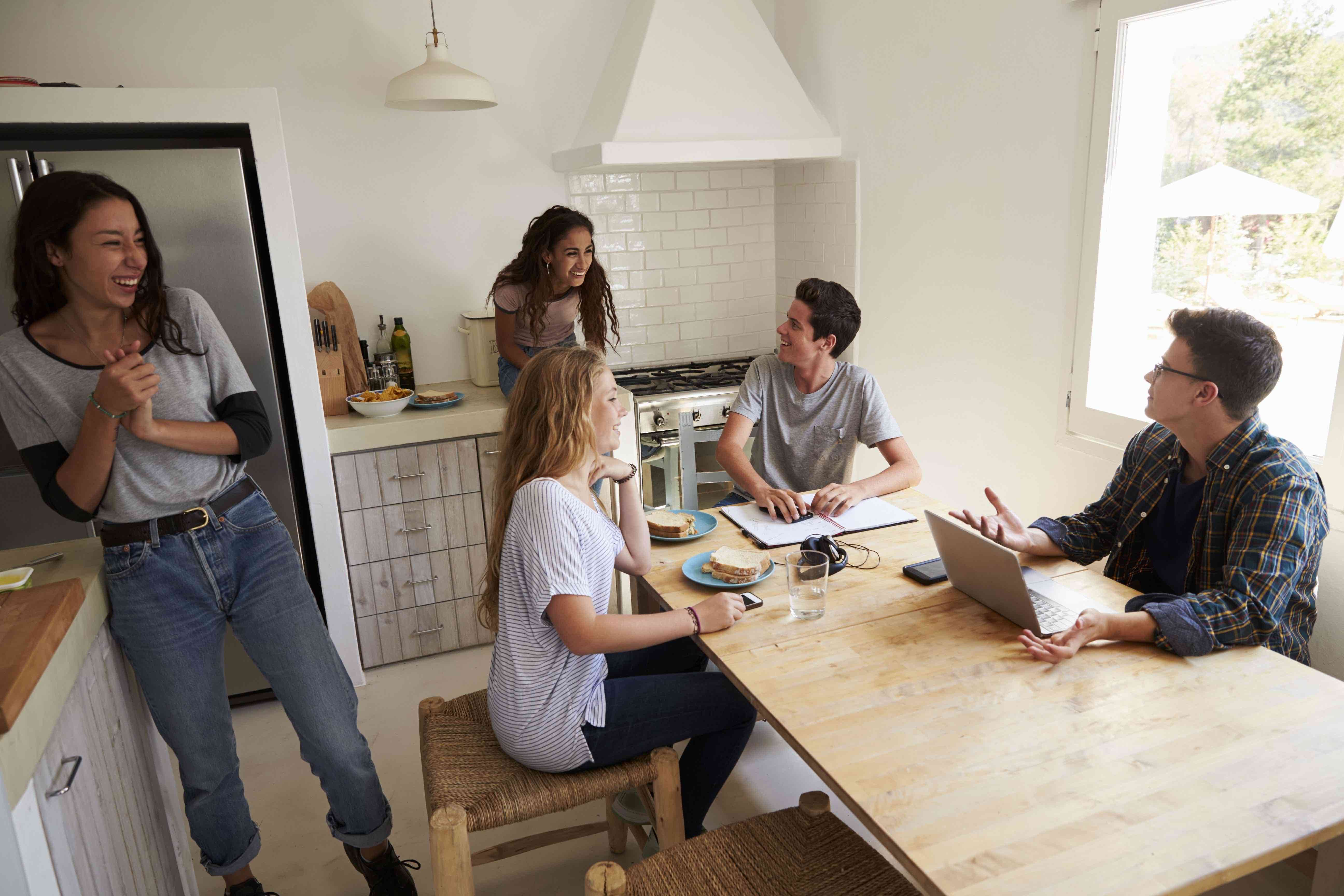 La cocina en el siglo XXI: espacio multifuncional, eco-friendly, unisex y conectado a RRSS