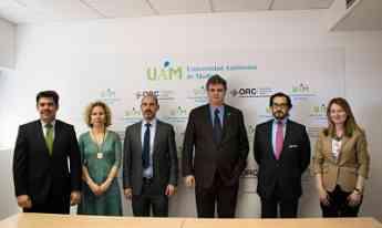Foto de Firma QualitecFarma y Universidad Autónoma de Madrid